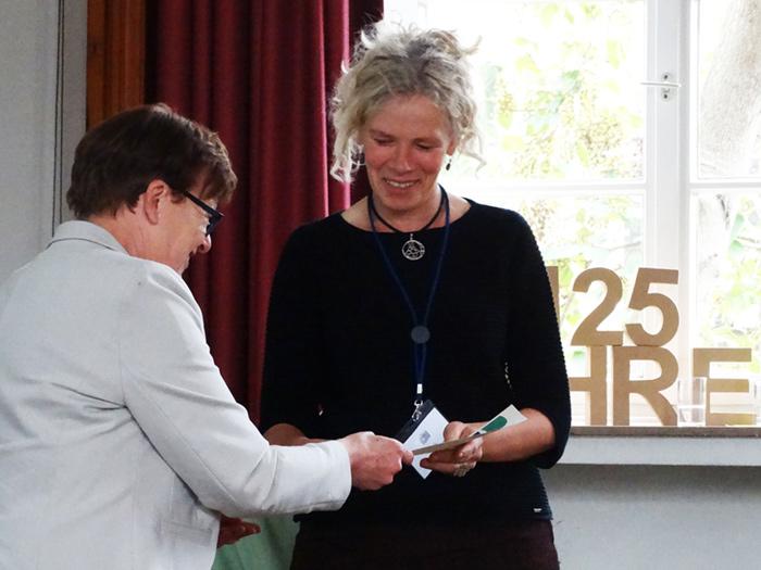 Auch Prof. Dr. Judith Kreyenschmidt ist nun anerkannte EQAsce-Dozentin.