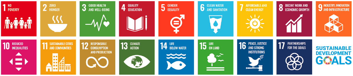 EQAsce supports the Sustainable Development Goals